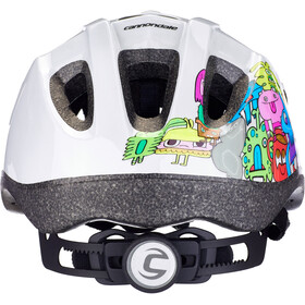 Cannondale Burgerman Colab Casque Enfant, white